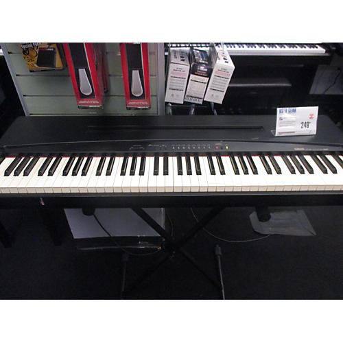 used yamaha ypp50 stage piano guitar center. Black Bedroom Furniture Sets. Home Design Ideas