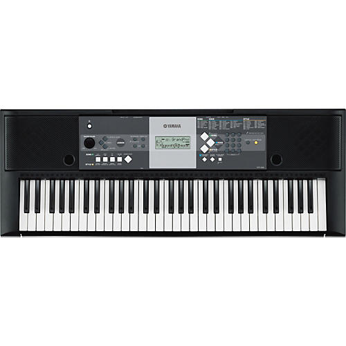 Yamaha YPT-230 61-Key Entry-Level Portable Keyboard
