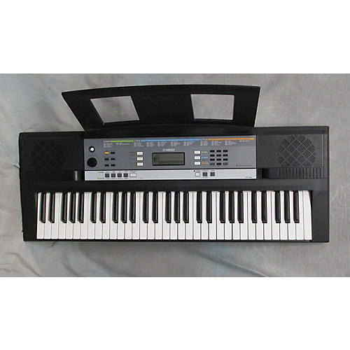 used yamaha ypt 240 61 key portable keyboard guitar center. Black Bedroom Furniture Sets. Home Design Ideas