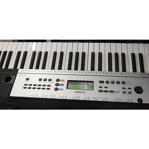 used yamaha ypt 255 portable keyboard guitar center. Black Bedroom Furniture Sets. Home Design Ideas