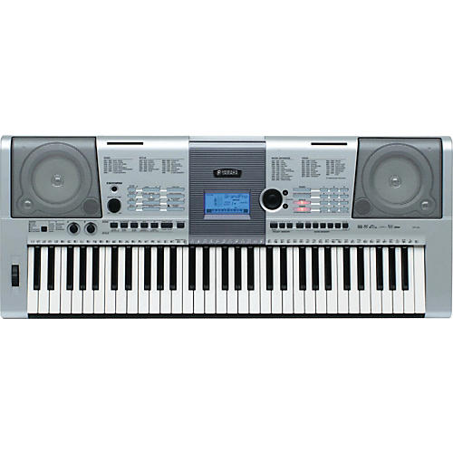 Yamaha YPT-410 61-Key Portable Keyboard