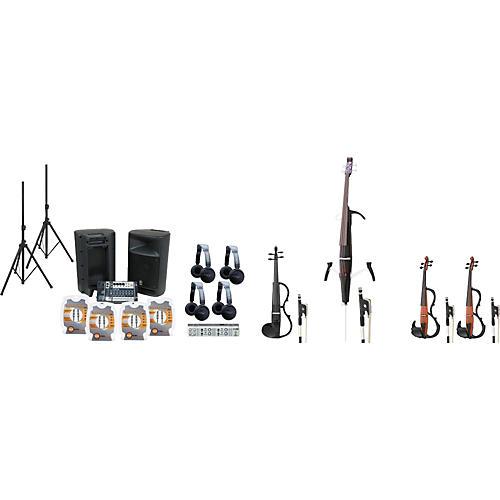 Yamaha YSQ1 Electric String Quartet