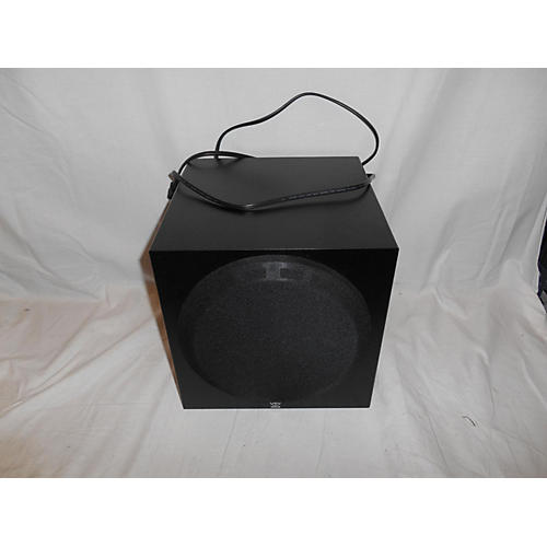 used yamaha yst sw012 subwoofer guitar center. Black Bedroom Furniture Sets. Home Design Ideas