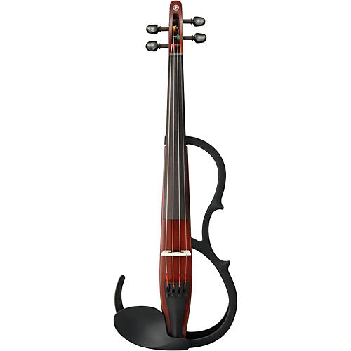 Yamaha ysv104 electric violin brown guitar center for Yamaha vc5 cello review