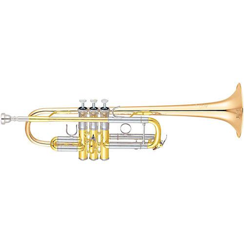 Yamaha YTR-8445G Xeno Series C Trumpet-thumbnail