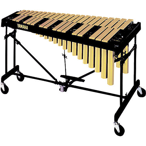 Yamaha YV-3710G 3-Octave Professional Tour Vibraphone With Cover-thumbnail