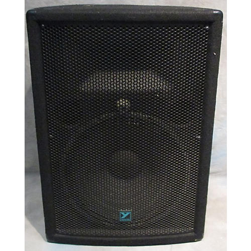 used yorkville yx15p powered speaker guitar center. Black Bedroom Furniture Sets. Home Design Ideas