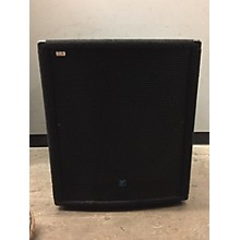 Yorkville YX18SPC Powered Subwoofer