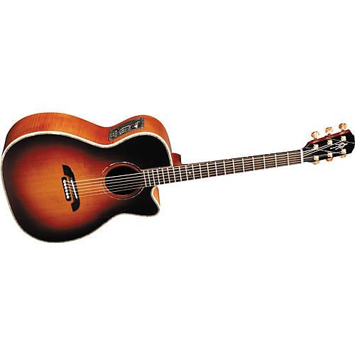 Alvarez Yairi Virtuoso Maple WY1TS Acoustic Electric Cutaway-thumbnail