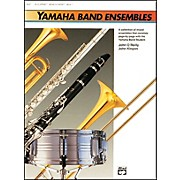 Alfred Yamaha Band Ensembles Book 1 Horn in F