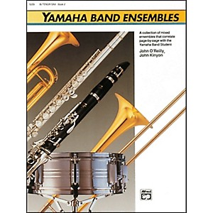 Alfred Yamaha Band Ensembles Book 2 Piano Acc./Conductors Score by Alfred