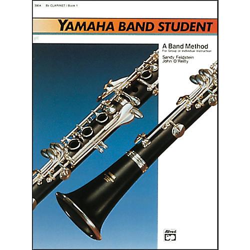 Alfred Yamaha Band Student Book 1 B-Flat Clarinet-thumbnail