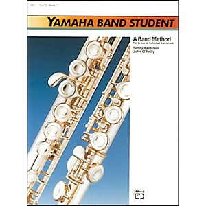 Alfred Yamaha Band Student Book 1 B-Flat Trumpet/Cornet by Alfred