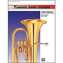 Alfred Yamaha Band Student Book 1 Baritone T.C.