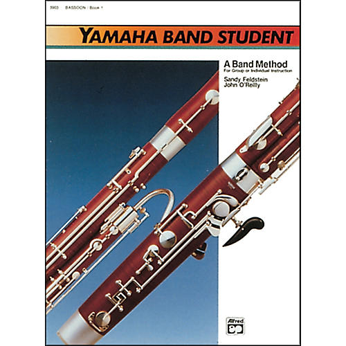 Alfred Yamaha Band Student Book 1 Bassoon