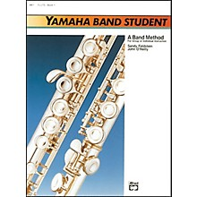 Alfred Yamaha Band Student Book 1 Conductor's Score