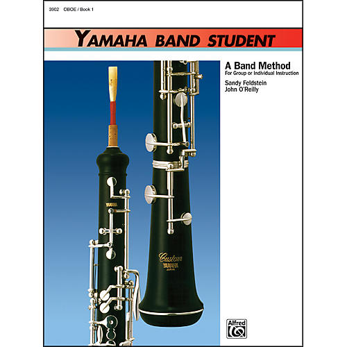 Alfred Yamaha Band Student Book 1 Oboe