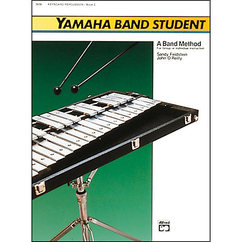 Alfred Yamaha Band Student Book 2 Keyboard Percussion-thumbnail