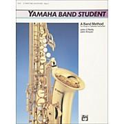 Alfred Yamaha Band Student Book 3 E-Flat Baritone Saxophone