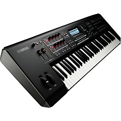 Yamaha MOX6 61-Key Semi-Weighted Music Production Synthesizer Workstation (RMOX6)