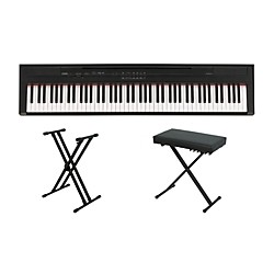 Yamaha P-105 Keyboard Package 3 (YAMP105BKP3)
