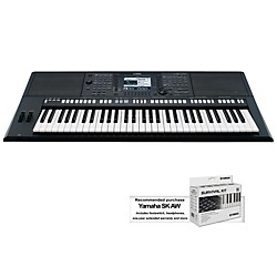 Yamaha PSR-S750 61-Key Arranger Keyboard