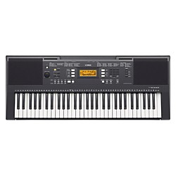 Yamaha PSRE343 61-Key Portable Keyboard
