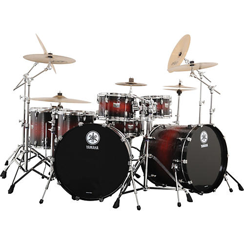 Yamaha Yamaha Rock Tour 6-Piece Double Bass Drum Shell Pack