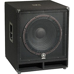 Yamaha SW118V Club Series V Subwoofer