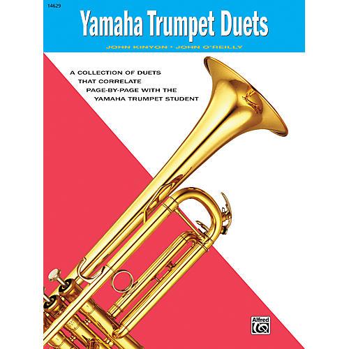 Alfred Yamaha Trumpet Duets
