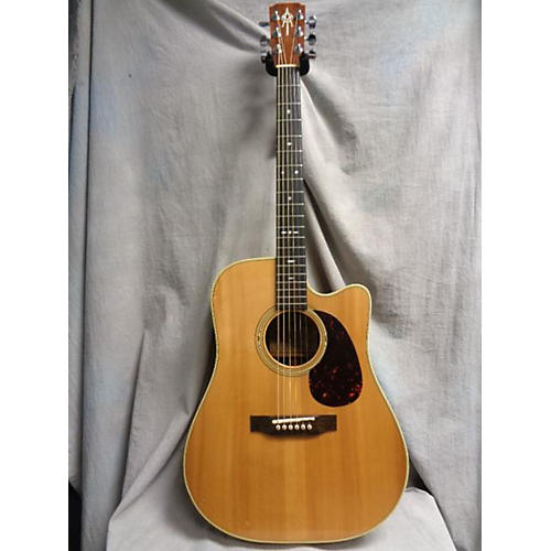 Alvarez Yari DY74C Acoustic Electric Guitar-thumbnail