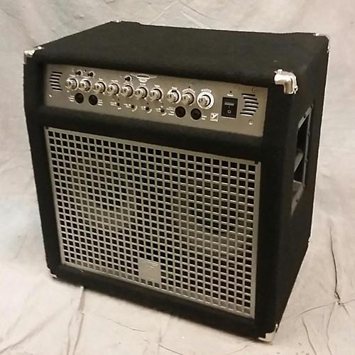 Yorkville Yba Xs400 Bass Combo Amp