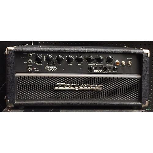 Traynor Yba200-2 200w Tube Bass Amp Head-thumbnail