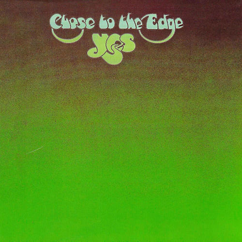 RED Yes - Close to the Edge LP