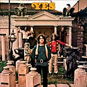 RED Yes - Yes LP