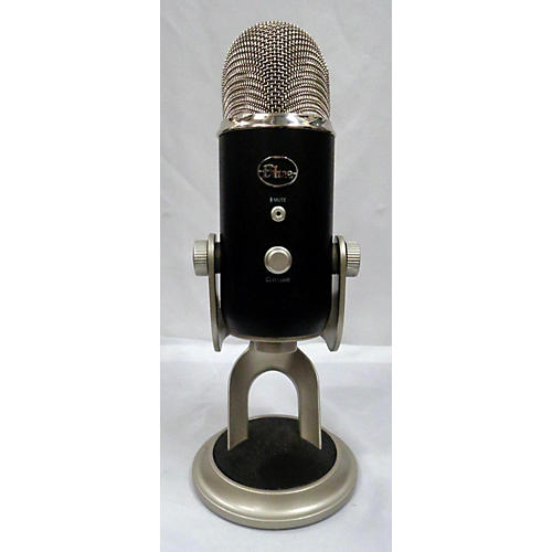 used blue yeti pro usb microphone guitar center. Black Bedroom Furniture Sets. Home Design Ideas