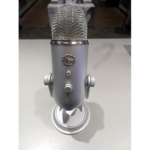 how to use yeti microphone