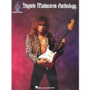 Hal Leonard Yngwie Malmsteen Anthology Guitar Tab Songbook