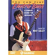 Homespun You Can Play Electric Bass (DVD)