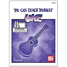 Mel Bay You Can Teach Yourself Uke, Book plus Online Audio