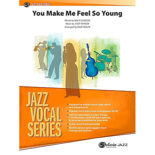 BELWIN You Make Me Feel So Young Jazz Ensemble Grade 3.5 (Medium)