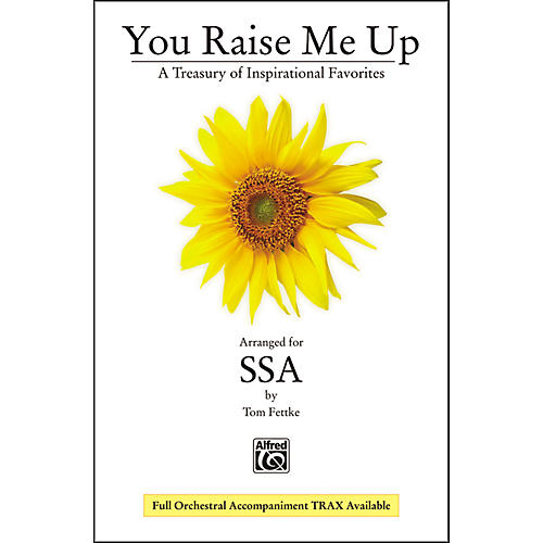 Alfred You Raise Me Up SSA Choir-thumbnail