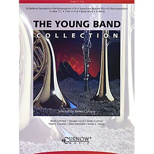 Curnow Music Young Band Collection Grade 1.5 Percussion 1&2 Concert Ban... by Curnow Music