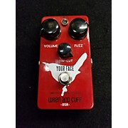 Wren And Cuff Your Face Effect Pedal
