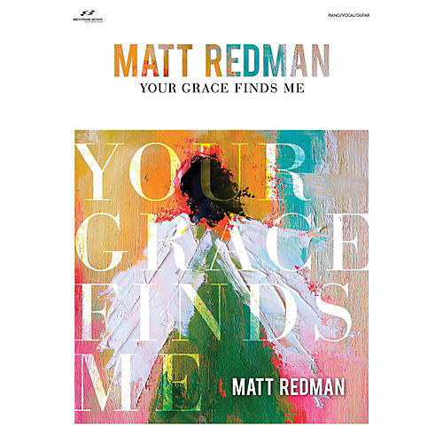 Brentwood-Benson Your Grace Finds Me - Matt Redman for Piano/Vocal/Guitar-thumbnail