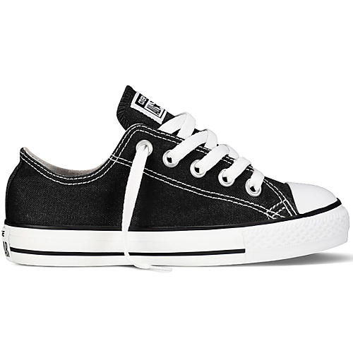 Converse Youth Chuck Taylor All Star Oxford Black 11