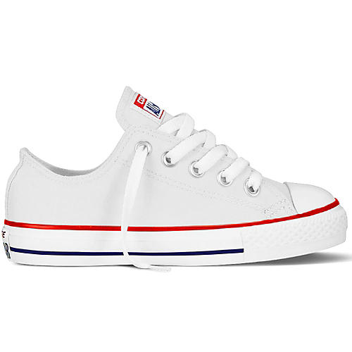 Converse Youth Chuck Taylor All Star Oxford Optical White 13.5