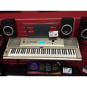 Used yamaha ypg 235 digital piano guitar center for Yamaha ypg 235 used