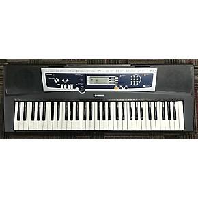 used yamaha ypt 210 portable keyboard guitar center. Black Bedroom Furniture Sets. Home Design Ideas