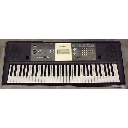 Yamaha Ypt220 61 Key Portable Keyboard-thumbnail